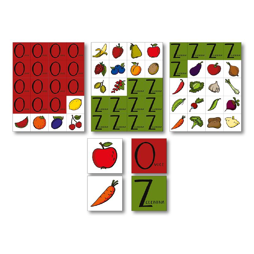 Vzdělávací kartičkové hry 3